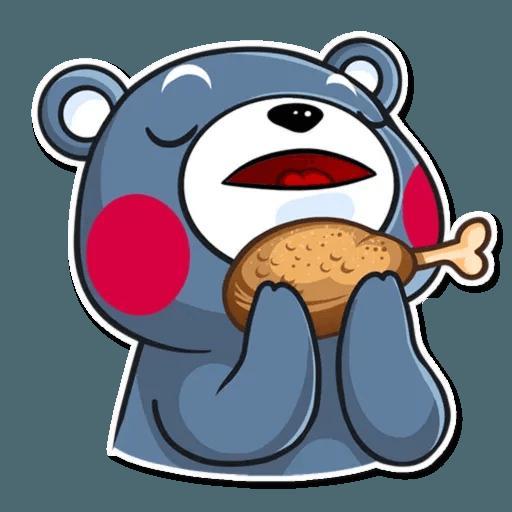 Kumamon - Sticker 30