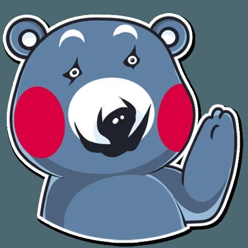 Kumamon - Sticker 26