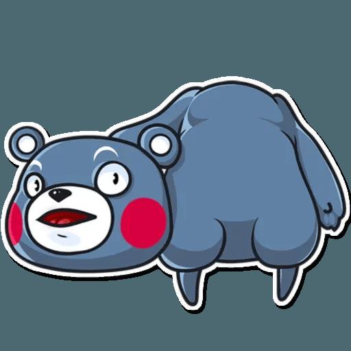 Kumamon - Sticker 9