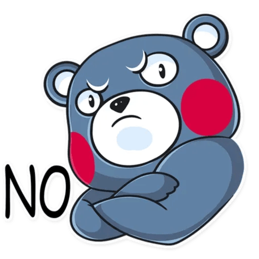 Kumamon - Sticker 15