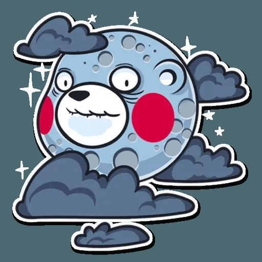 Kumamon - Sticker 17