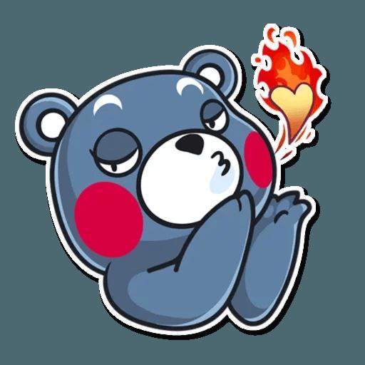 Kumamon - Sticker 7