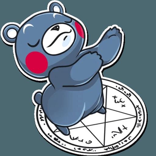 Kumamon - Sticker 2