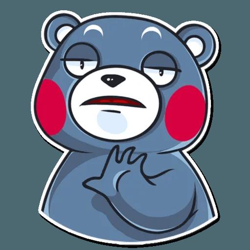 Kumamon - Sticker 25