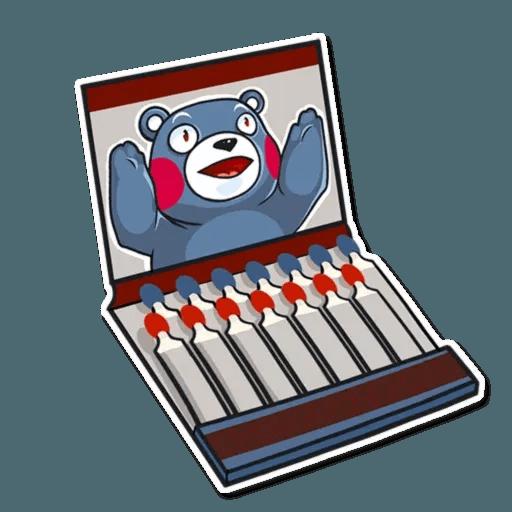 Kumamon - Sticker 11