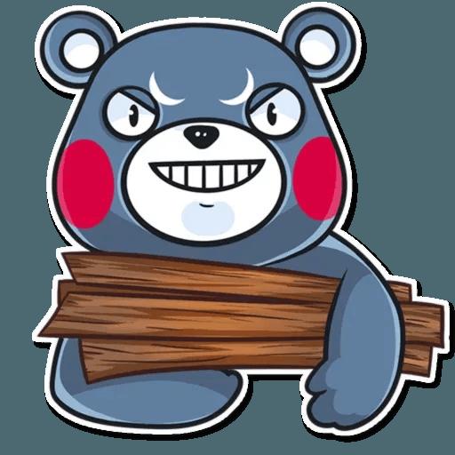 Kumamon - Sticker 13