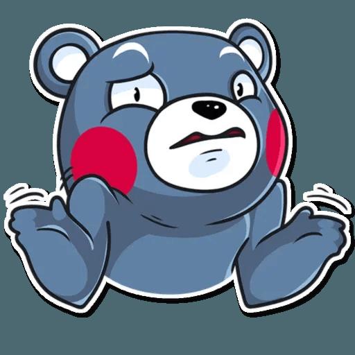 Kumamon - Sticker 4