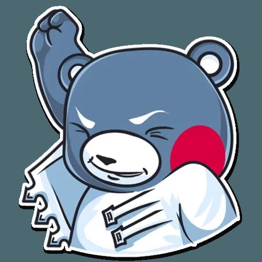 Kumamon - Sticker 29