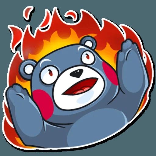 Kumamon - Sticker 3