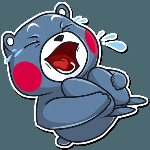Kumamon - Sticker 8