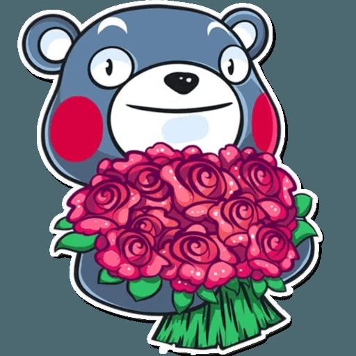 Kumamon - Sticker 16
