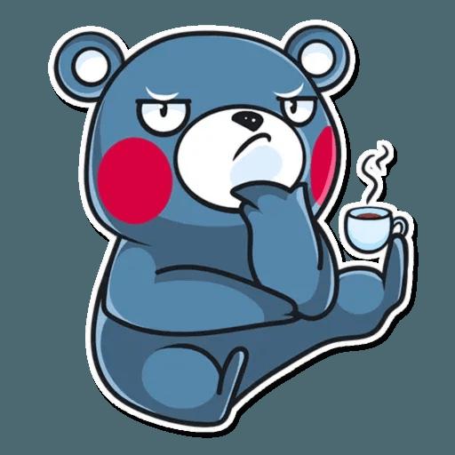 Kumamon - Sticker 20