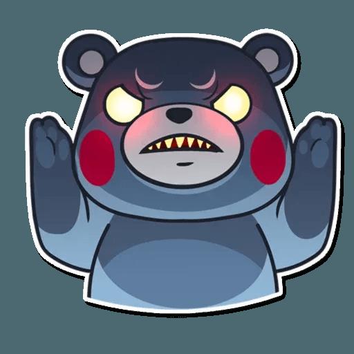 Kumamon - Sticker 19