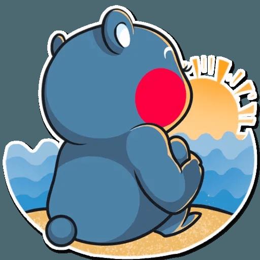 Kumamon - Sticker 22