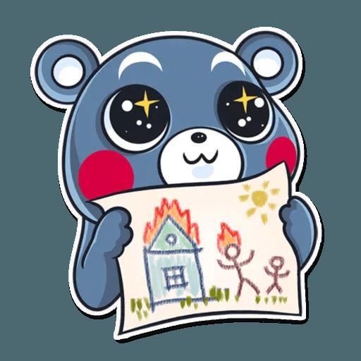Kumamon - Sticker 24