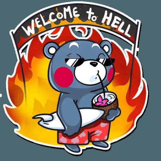 Kumamon - Sticker 23