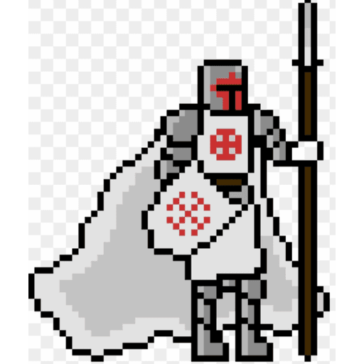 Crusaders  - Sticker 4