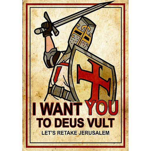 Crusaders  - Sticker 9