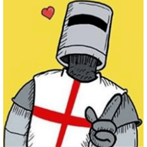 Crusaders  - Sticker 7