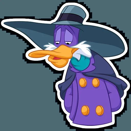 Darkwing Duck - Sticker 17