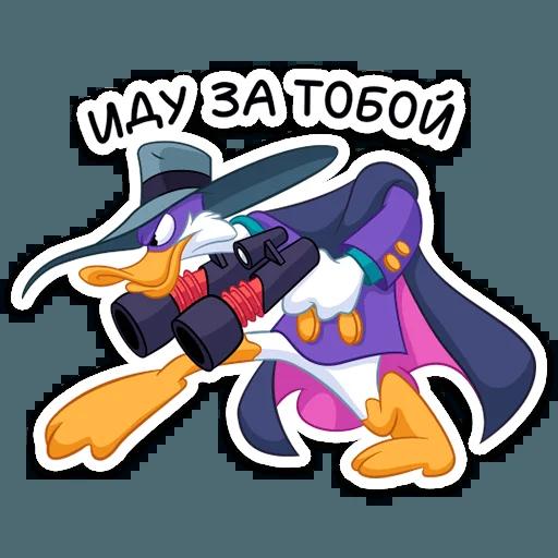 Darkwing Duck - Sticker 19