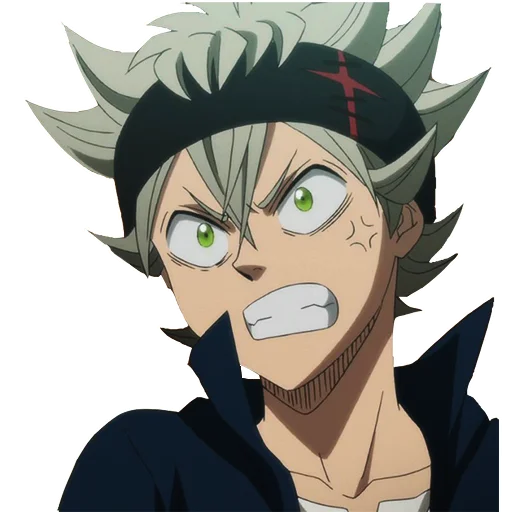 Black clover - Sticker 3