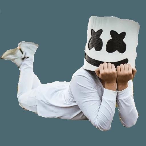 Marshmello - Sticker 15