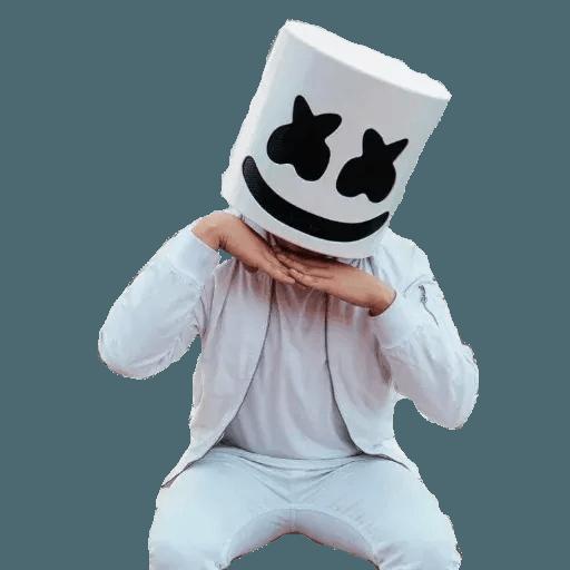 Marshmello - Sticker 19