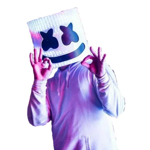 Marshmello - Sticker 2