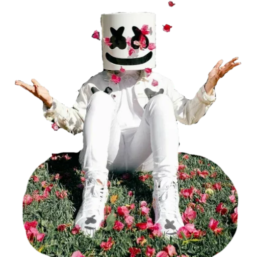 Marshmello - Sticker 5