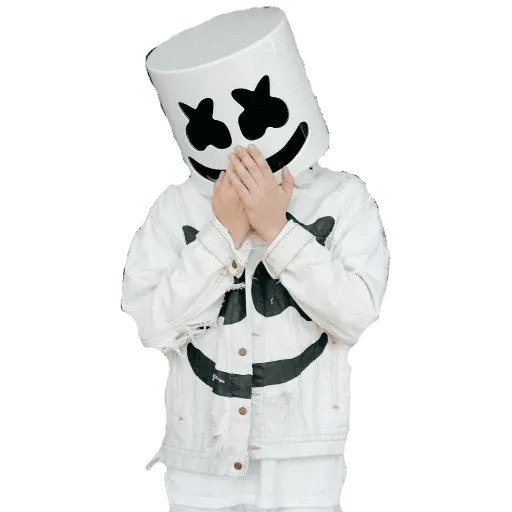 Marshmello - Sticker 14