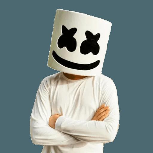 Marshmello - Sticker 11