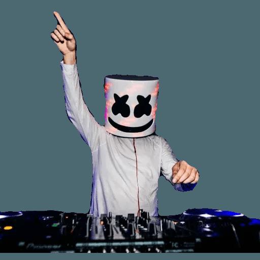 Marshmello - Sticker 13