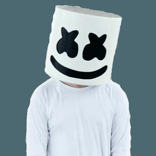 Marshmello - Sticker 17