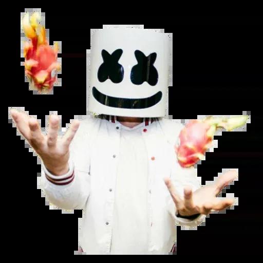 Marshmello - Sticker 10
