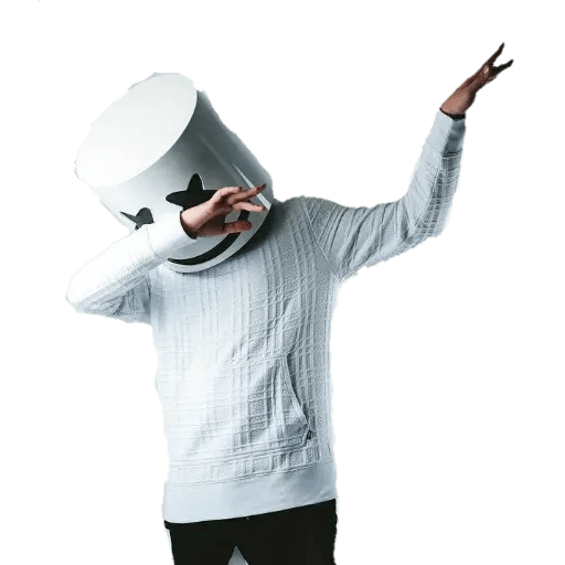 Marshmello - Sticker 4
