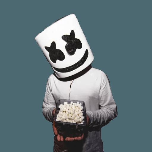 Marshmello - Sticker 20