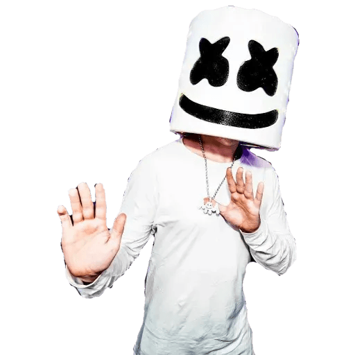 Marshmello - Sticker 16