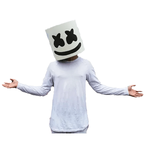 Marshmello - Sticker 6