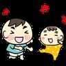 Wanwan baby2 - Tray Sticker