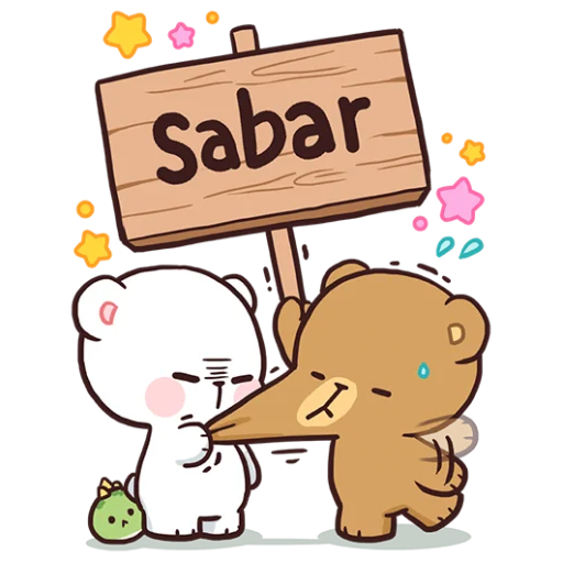 Milk & Mocha - Sticker 2