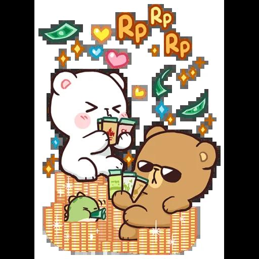 Milk & Mocha - Sticker 7