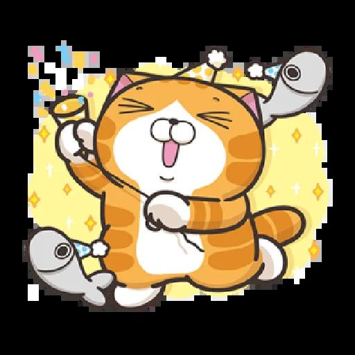 白爛貓 - Sticker 15