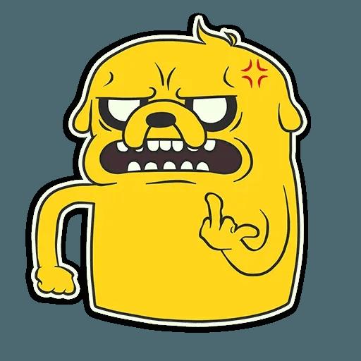 Jake 2 - Sticker 2