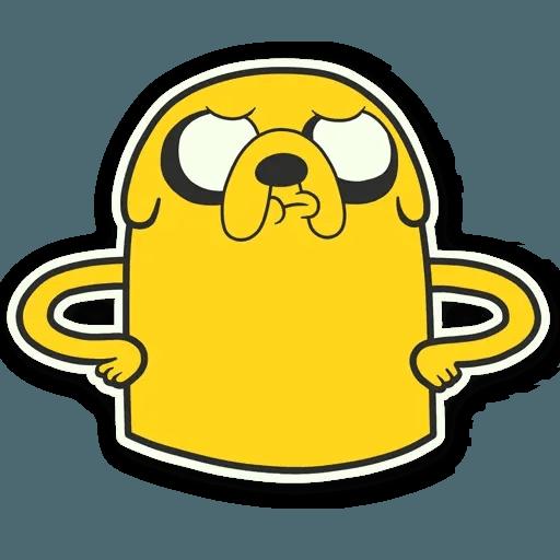 Jake 2 - Sticker 4