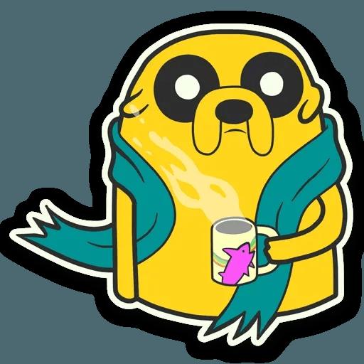 Jake 2 - Sticker 1