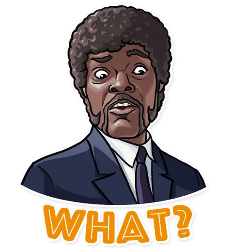 Pulp fiction - Sticker 4