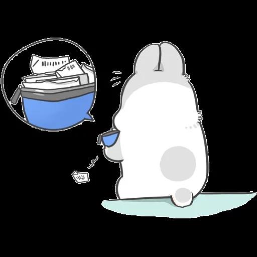 ㄇㄚˊ幾兔19 - Sticker 4