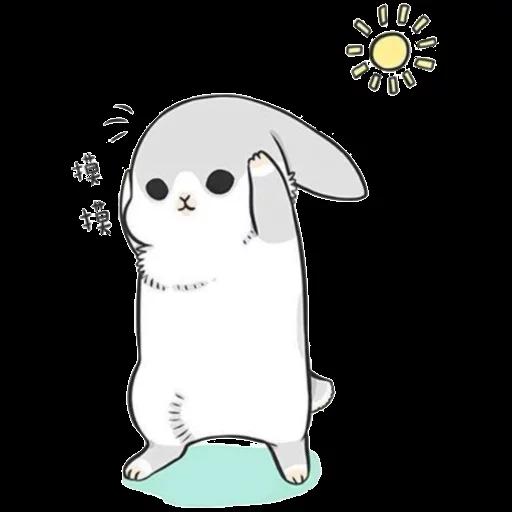 ㄇㄚˊ幾兔19 - Sticker 18