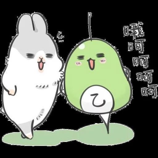 ㄇㄚˊ幾兔19 - Sticker 10